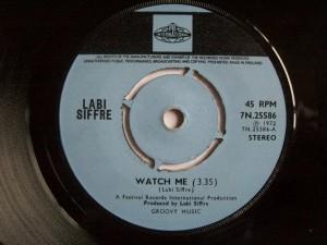 """Labi Siffre """"Watch Me"""""""
