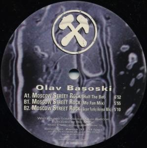 "Olav Basoski ""Moscow Street Rock"""
