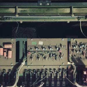 Eminent 1600 Organ Spring Reverb Unit